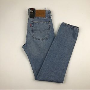 LEVI'S 510 Wedgie Skinny Jeans Sz 29 Re/Done